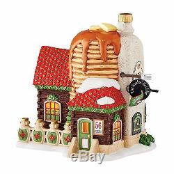 2016 North Pole Village 14 piece Set All New Buildings and Accessories Dept 56