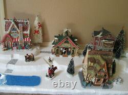 4FT Christmas Village Display Platform J47 For Lemax Dept56 North Pole + More