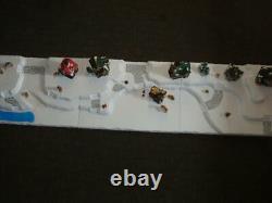 6 FT Christmas Village Display Platform J16 For Lemax Dept56 Dickens North Pole