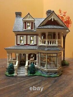 CIB Mint Dept 56 55358 Thanksgiving At Grandmothers Grandma Dinner House Village