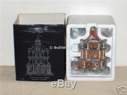 DEPT. 56 NORTH POLE VILLAGE DESIGN WORKS LTD ED NIB