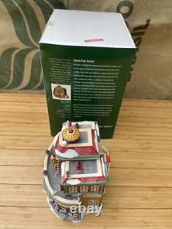 DEPT 56 NORTH POLE Village ELFIN TOY MUSEUM NIB LIMITED TO YEAR OF PRODUCTION