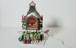 DEPT 56 NORTH POLE Village TWINKLE TOES BALLET ACADEMY 799921