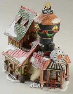 Department 56 NORTH POLE VILLAGE Toot's Model Train 4533469