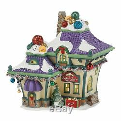 Department 56 North Pole Christmas Village Jingle and Jangle's Bells 4036545