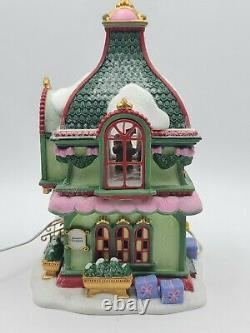 Department 56 North Pole Series TWINKLE TOES BALLET ACADEMY #799921