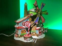 Department 56 North Pole Series The Christmas Candy Mill