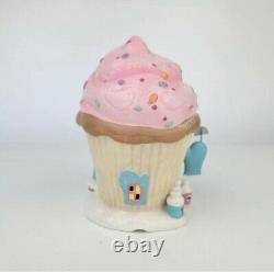 Department 56 North Pole Series Village Santas Sweet Shop Yum Yum Cupcakes
