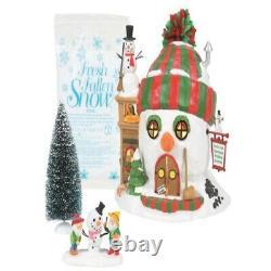 Department 56 North Pole Village Building Christmas Cheer Set 6007264