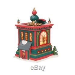 Department 56 North Pole Village Jolly Club Ballroom Building Figurine 6003107