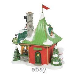 Department 56 North Pole Village Mickey's Stuffed Animals Building 6007614