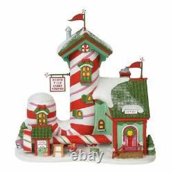 Department 56 North Pole Village North Pole Candy Striper 6000613 Brand New