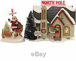 Department 56 Snow Village The North Pole House (6005449)