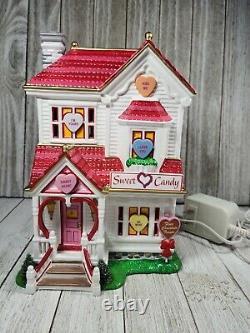 Department 56 Sweetheart Candy Shop, Dept 56 Celebrate Love, Dept56 Snow Village