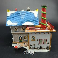 Department 56 Village North Pole Series Rubber Duck Factory NIB #799920 Dept