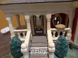 Dept 56 55358 Thanksgiving At Grandmothers Grandma Dinner House Home Village