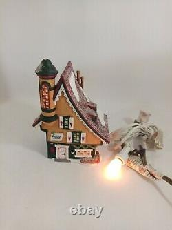 Dept. 56 Christmas Village Heritage Collection North Pole Series Lot