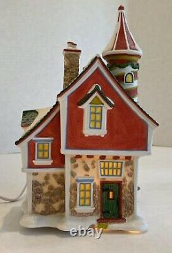 Dept 56 Disney Merry Christmas Village Mickey's Christmas Castle Retired RARE