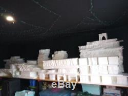 Dept 56 Huge lot buildings, accessories, Snow Village, Heritage, North Pole Serie