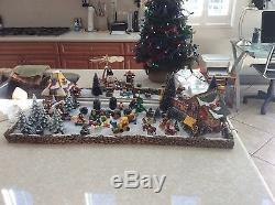 Dept 56 LEGO BUILDING CREATION STATION North Pole Village in original packaging