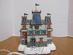 Dept. 56 North Pole 2002 Glacier Park Pavillon #56.56745 Lighted & Animated