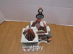 Dept. 56 North Pole 2013 Harley Pump & Go #4035574 Mint