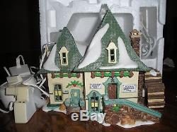 Dept. 56 North Pole Christmas Village