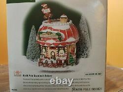 Dept 56 North Pole Grandma Bakery Kringle Street Snowman Christmas Village Lot