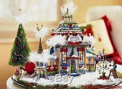 Dept 56 North Pole KRINKLES CHRISTMAS ORNAMENT DESIGN STUDIO #56780 NRFB Village