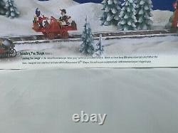 Dept 56 North Pole Loading the Sleigh New Mint in Box