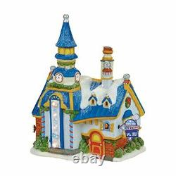 Dept 56 North Pole New Years Eve Center Christmas Village 4056667