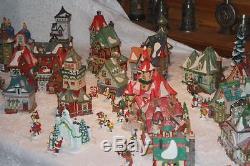 Dept 56 North Pole Village
