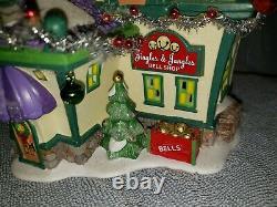 Dept 56 North Pole Village 2014 JINGLE & JANGLE'S BELLS #4036545 Gumdrop Candy