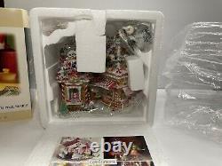 Dept 56 North Pole Village CHRISTMAS SWEET SHOP