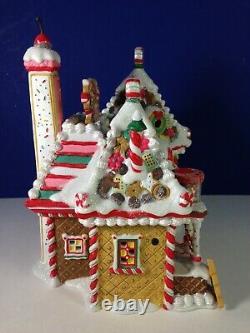 Dept 56 North Pole Village CHRISTMAS SWEET SHOP 56.56791 Ltd Ed Brand New