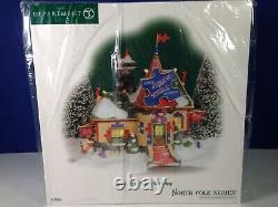 Dept 56 North Pole Village JOLLY'S JIGSAW PUZZLE WORKSHOP 799916 Brand New
