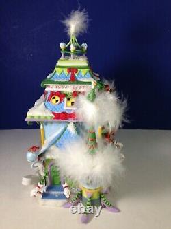 Dept 56 North Pole Village KRINKLES CHRISTMAS ORNAMENT DESIGN STUDIO 56780 New