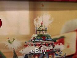 Dept 56 North Pole Village Krinkle's Christmas Ornament Design Studio