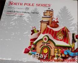 Department 56 North Pole Santa In Training 4020209 Retired