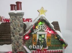 Dept 56 Snow Village Christmas Lane The Gingerbread House 799933