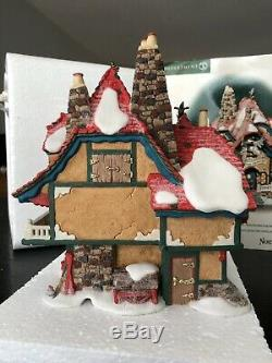 Dept 56 The Antler Inn Dickens Village Series #56744 North Pole Series Retired