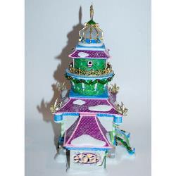 Dept 56 Tinker Bell's Lighthouse North Pole Series Disney Fairies 802825 Village