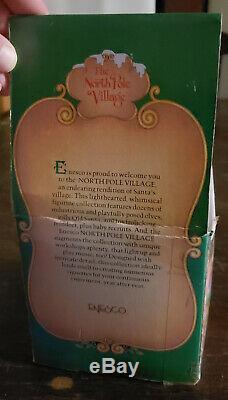 Dreamer Enesco North Pole Village Elf