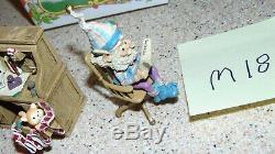 Enesco North Pole Village 830445 Doodles In Original Box M-18