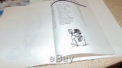 Enesco North Pole Village Book The North Pole Village 1994 Product Manual$139.99