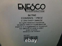 Enesco North Pole Village Punkie #861960 Sandy Ziminski RARE! 100% MINT