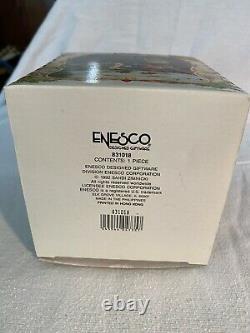 Enesco Sandy Zimnicki HANS & HIKER 831018 North Pole Village Rare