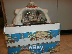 Enesco The North Pole Village NORTH POLE BAKERY (C)1986 IN BOX