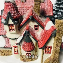 HERITAGE VILLAGE COLLECTION North Pole Series Santas Workshop
