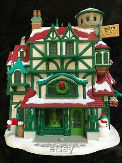 Hallmark KOC 2019 Event Exclusive Magic Of Christmas North Pole Village-Signed